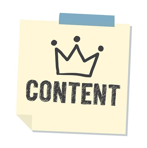 Content Is King  How content is king on your website content is king2