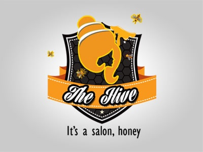 Graphic Design hive dribbble