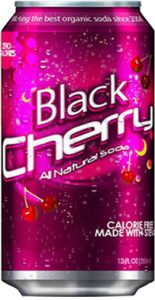Black Cherry product package design 155x300
