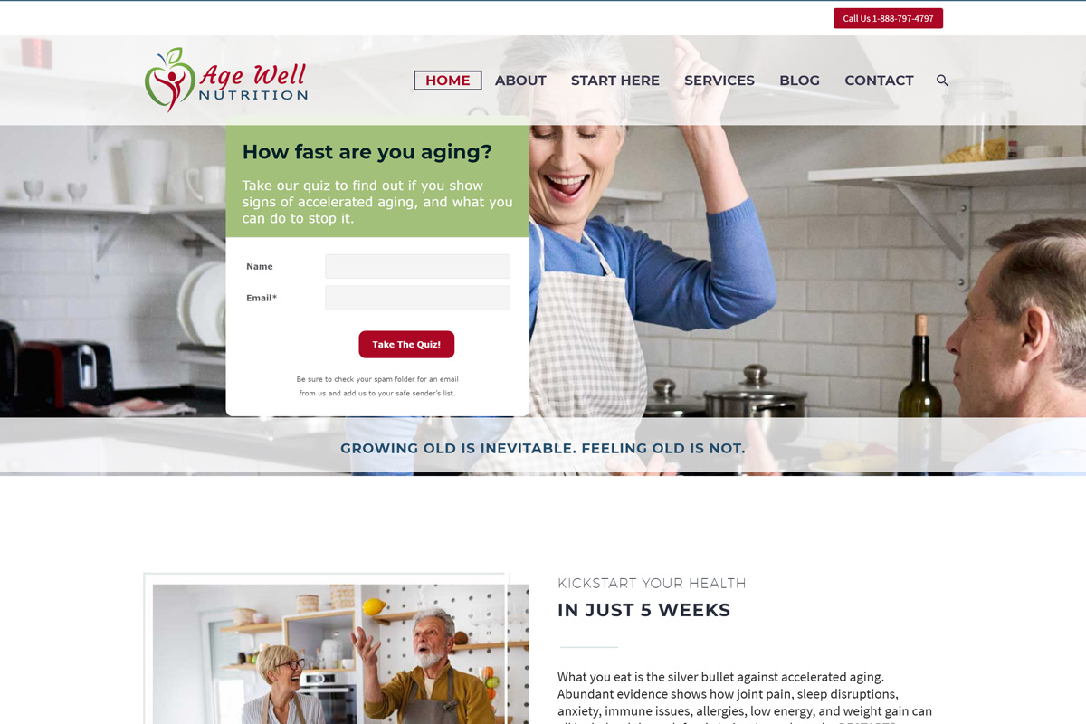 Age Well Nutrition